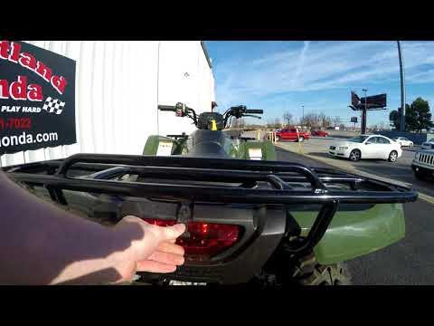 2018 Rancher 4x4 ES Heartland Honda
