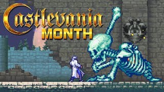 Aria of Sorrow (GBA) - CastleMaynia [Castlevania Month 2019]