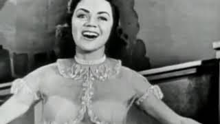 Kitty Kallen sings on Colgate Comedy Hour - Dean Martin & Jerry Lewis