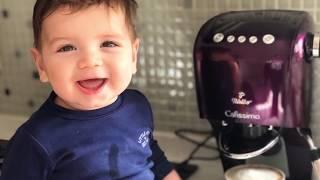 Tchibo Kahve Makinesi ☕️ Yeni Başlayanlar Için Tüyolar 😇