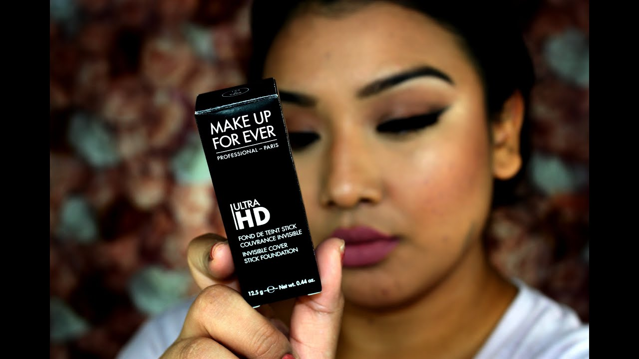 Review First Impression Demo Makeup Forever Ultra Hd Foundation