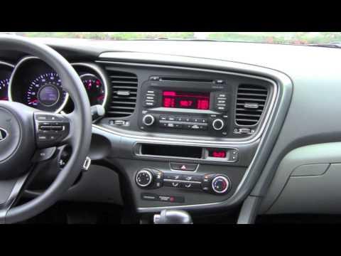 2014 KIA Optima Car Review and Drive