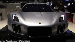 Gumpert Tornante - Live World Debut