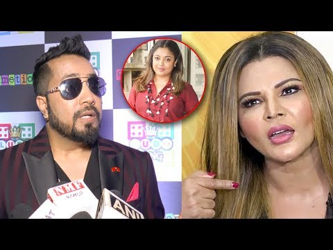 Mika Singh REACTS To Rakhi Sawant's Allegations On Tanushree Dutta