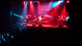 Scooty & The Skyhooks @  Inverness  8/2/14 - Jackie Wilson Said ( I