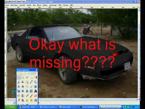 Download How To Make Kitt From Any Car Using Gimp MP3, 3GP, MP4