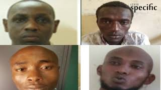 4 wanted terror suspects surrender to police | Kenya news today