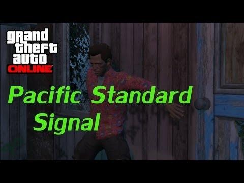 Gta 5 online Heists DLC - Der Pacific Standart Signal #2