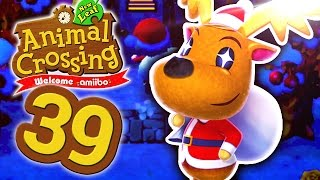 WORST CHRISTMAS EVER ;_;! ★ 39 • Let's Play Animal Crossing New Leaf
