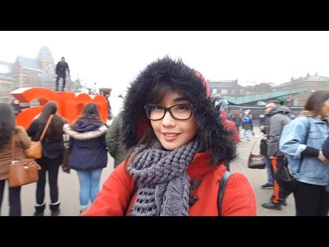 Amsterdam PS4 Horizon Zero Dawn Welcome Party - Alodia Vlog