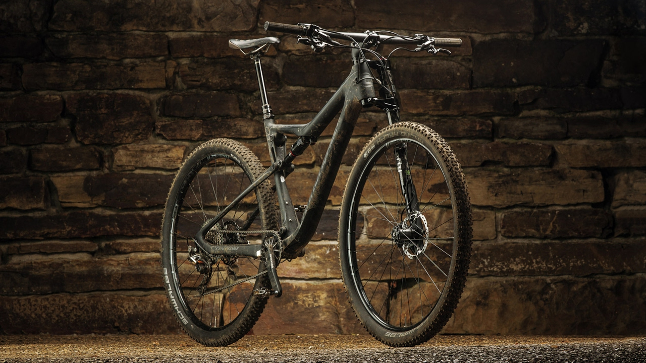 ad0f0c30788 Cannondale Scalpel SI Review – 2017 Bible of Bike Tests - YouTube