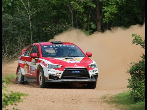 Singha Thailand Rally Championship 2016 Round 2 Kanchanaburi