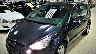 Ford S-MAX с пробегом 2006(Видео обзор Ford S-MAX с пробегом 2006 года Характеристики автомобиля: Год выпуска - 2006 Пробег - 102 000 км Объем двиг..., 2016-12-25T01:14:00.000Z)