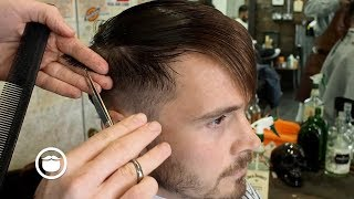 High Fade Bulk Removal Tutorial from Barber