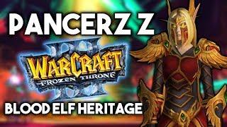 Heritage Armor Dla Blood Elfa Jest SUPER!
