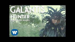 Galantis - Hunter Official Music Video (Behind the scenes)