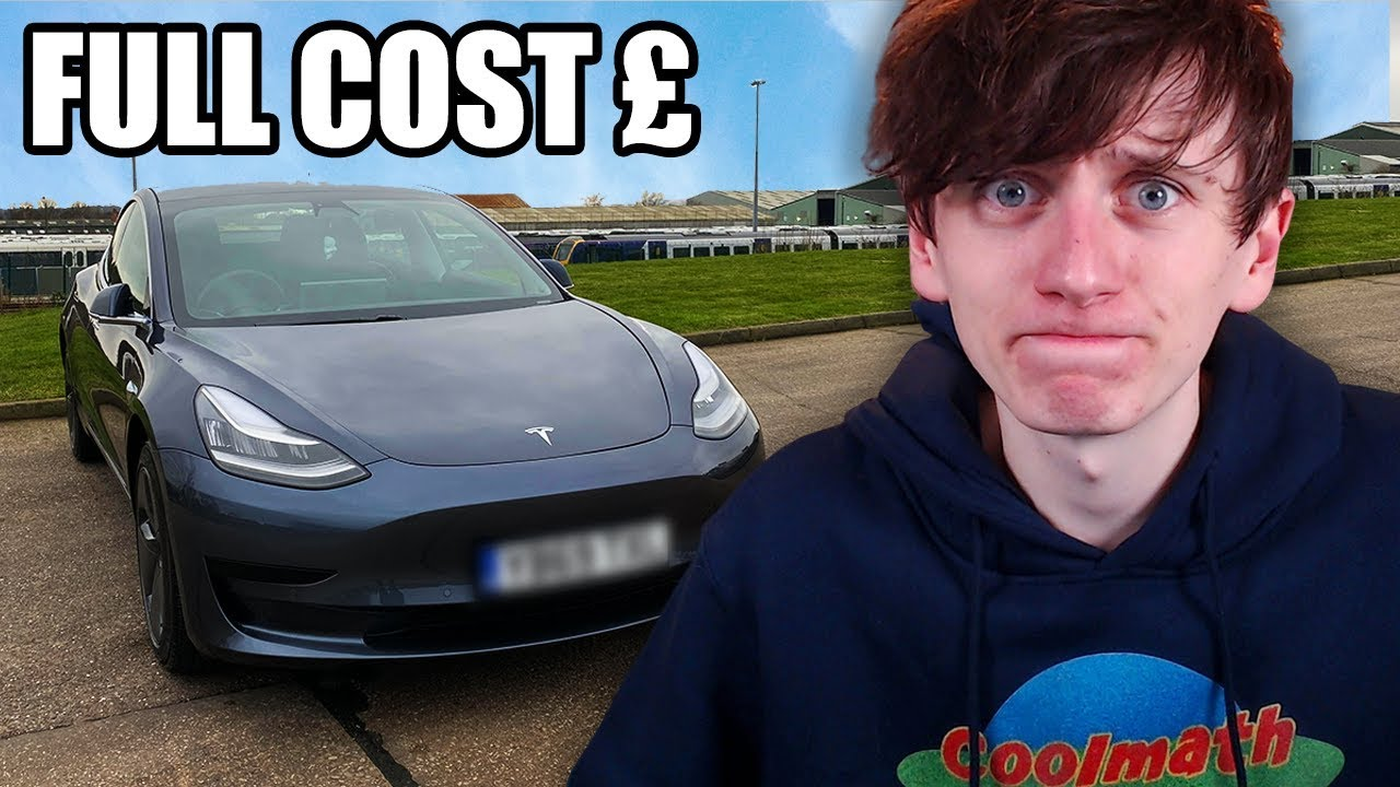 How much money I've spent on my Tesla Model 3 (Insurance ...