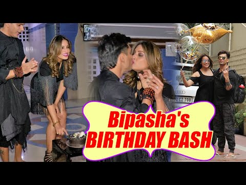 Bipasha Basu Birthday Bash: Dia Mirza, Sophie, Shamita Shetty attend; Watch Video | FilmiBeat