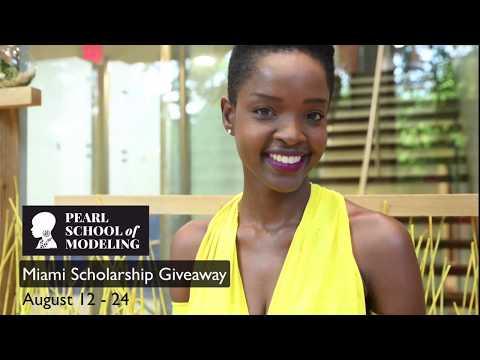 Pearl School of Modeling - Miami Scholarship