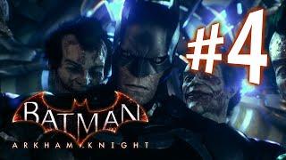 Batman Arkham Knight - Parte 4: Dorgas Mano .. Muitas Dorgas! [ Playstation 4 - Playthrough PT-BR ]