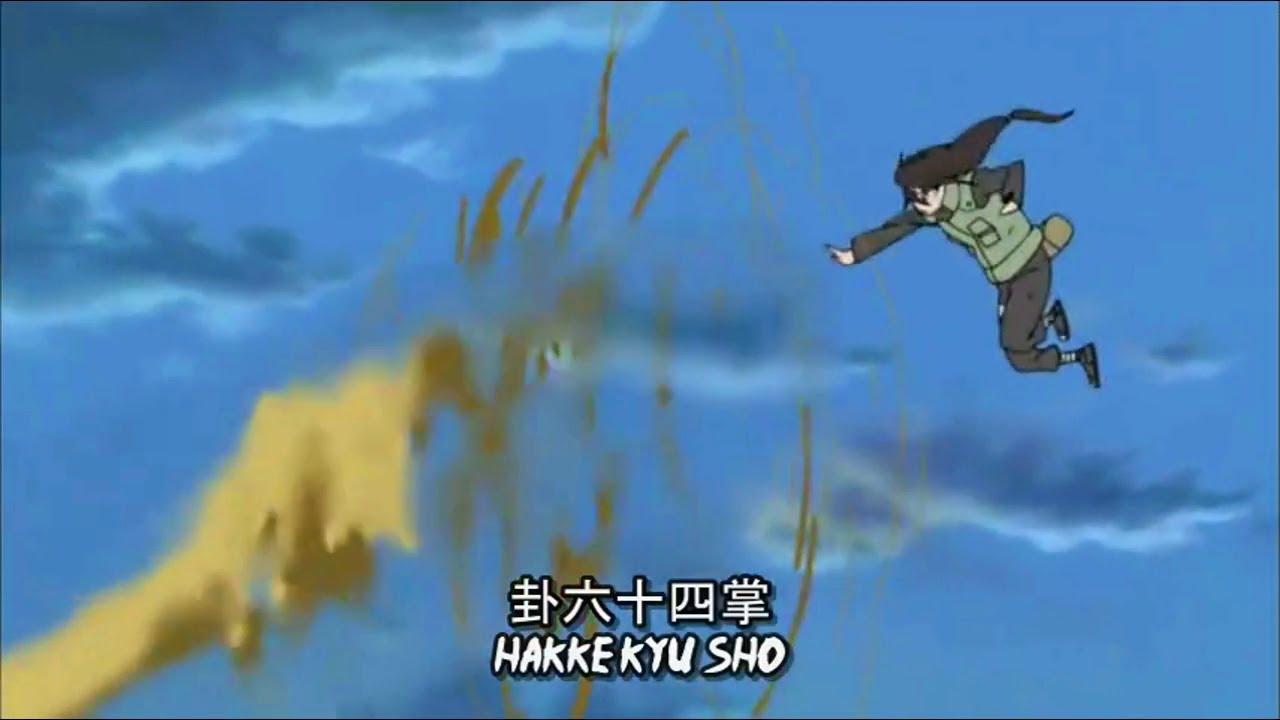 [HD] Hyuuga Neji VS Kidomaru [Naruto Shippuden 303] - YouTube