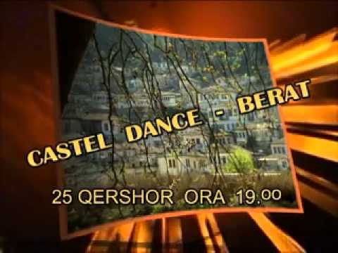 Castle - dance BERAT - the spot BERATI