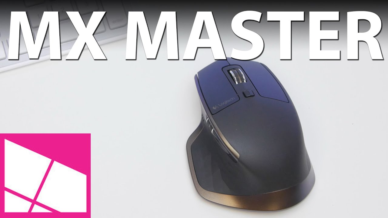 73dd35f8e42 Logitech MX Master wireless mouse review - YouTube