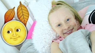 MY AUTUMN NIGHT ROUTINE 2017 ❤ Mia's Life ❤