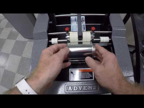 Advent 300 Metal Cans Aeroflex