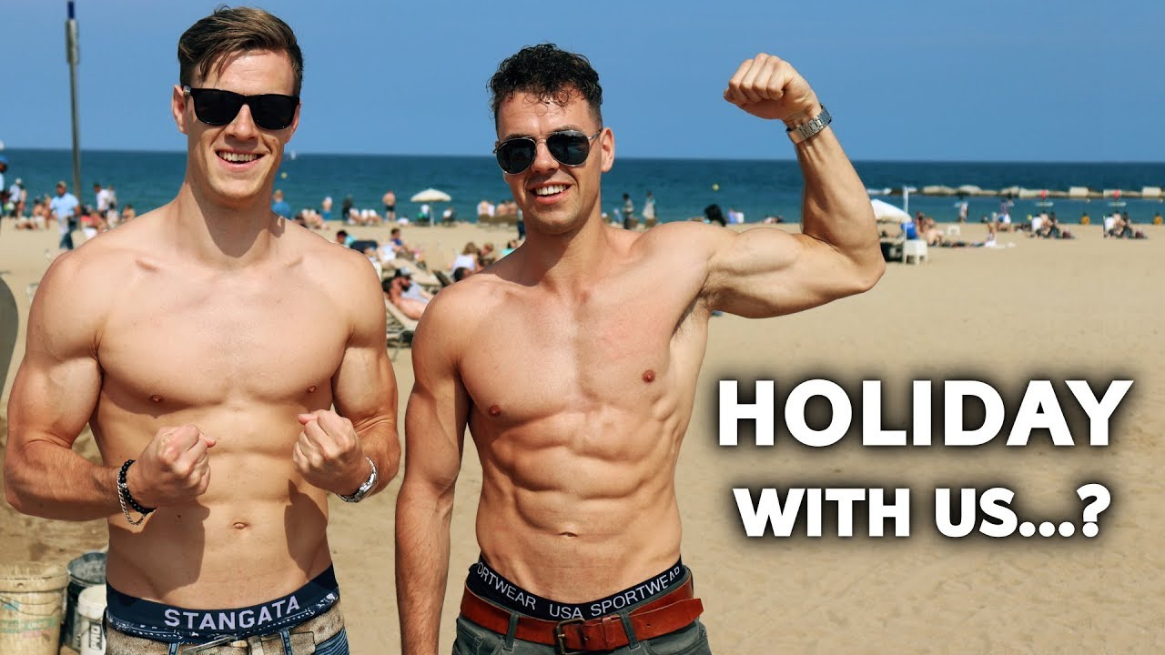 OUR OWN CALI PARK & WE ARE GOING TO IBIZA! #TFJ VLOG 7