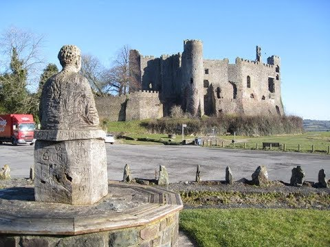 Places to see in ( Laugharne - UK )