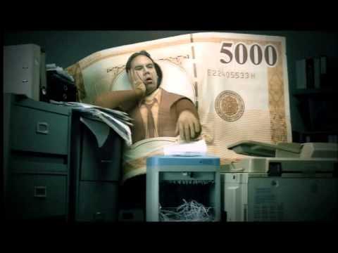 MONEY BILL Bureau of Treasury