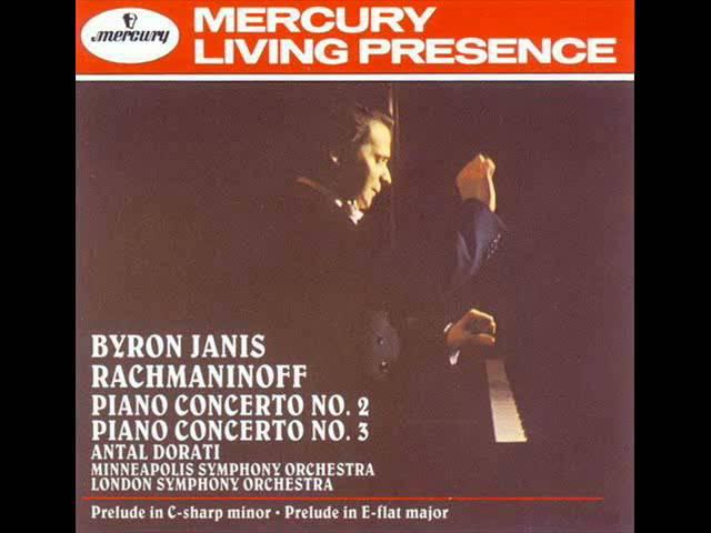 拉赫曼尼諾夫 第3號鋼琴協奏曲 第1樂章