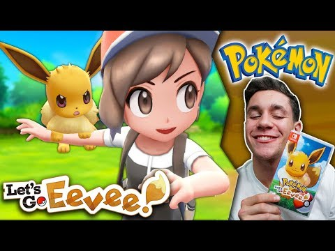 Lets Play Pokémon Lets Go #2 - THE ADVENTURE TO MELTAN CONTINUES!