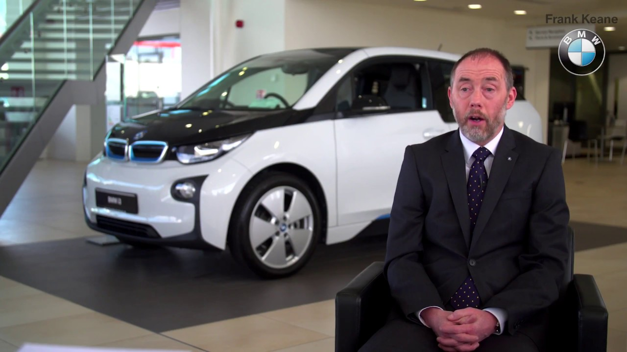 All Electric Bmw I3 Frank Keane Bmw Youtube