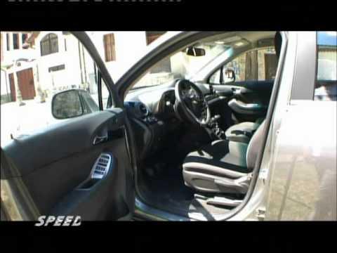 Test Chevrolet Orlando 18 Youtube
