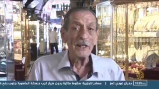 سوق القيسارية معلم أثري في غزة
