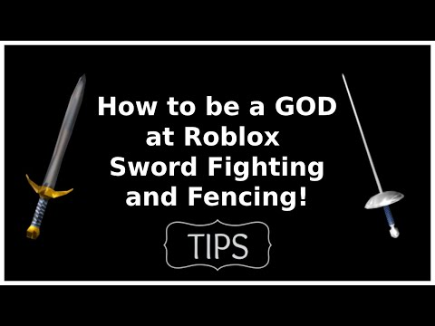Roblox Sword Fighting/Fencing Advanced Tips & Tricks! (Part 2)
