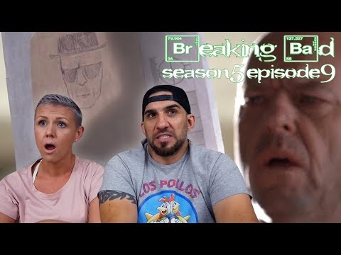 Breaking Bad Season 5 Episode 9 'Blood Money' REACTION!!