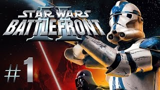 Thumbnail für das Star Wars: Battlefront 2 Let's Play
