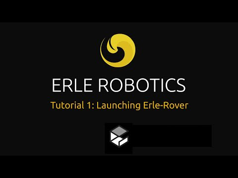 Simulating Erle-Rover in Gazebo by Erle Robotics on YouTube