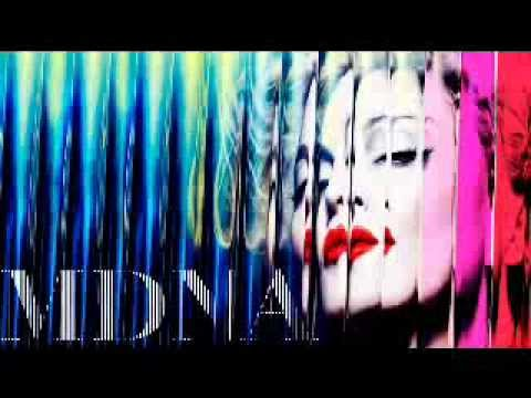 Madonna Give Me All Your Luvin_ (Just Blaze Bionic Dub) Smirnoff Nightlife edition 2012
