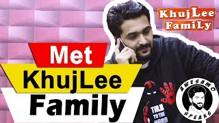 Met KhujLee Family