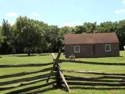 Ferry Farm: George Washington's childhood Home (2012) - YouTube