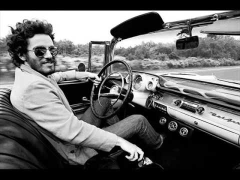 Bruce Springsteen - Spirit in the Night (live & acoustic).