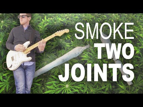 Smoke Two Joints  Sublime  Guitar Cover