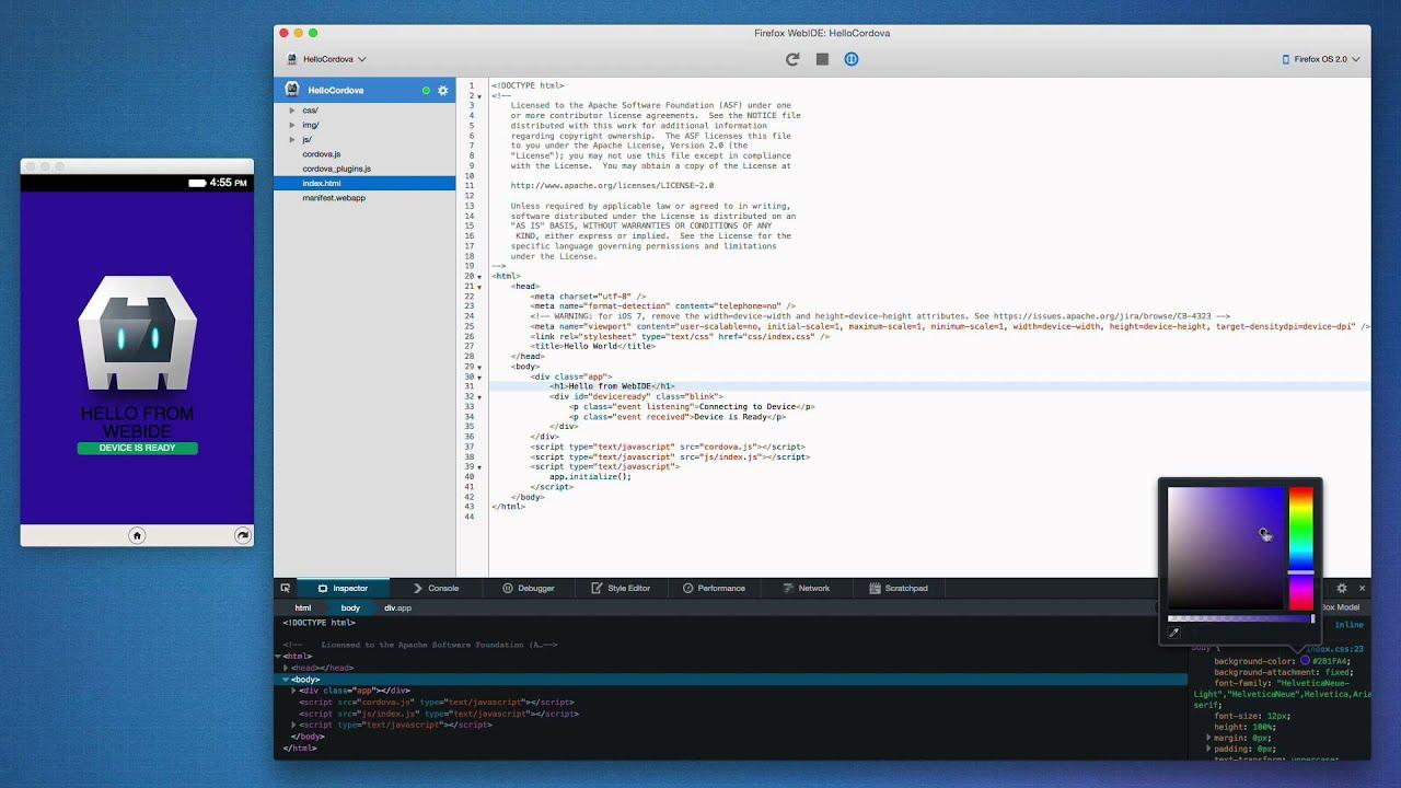 Firefox Browser Emulator Online
