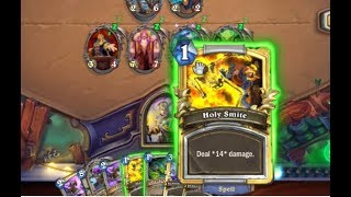 [Hearthstone] This Velen + Malygos OTK burst is so satisfying