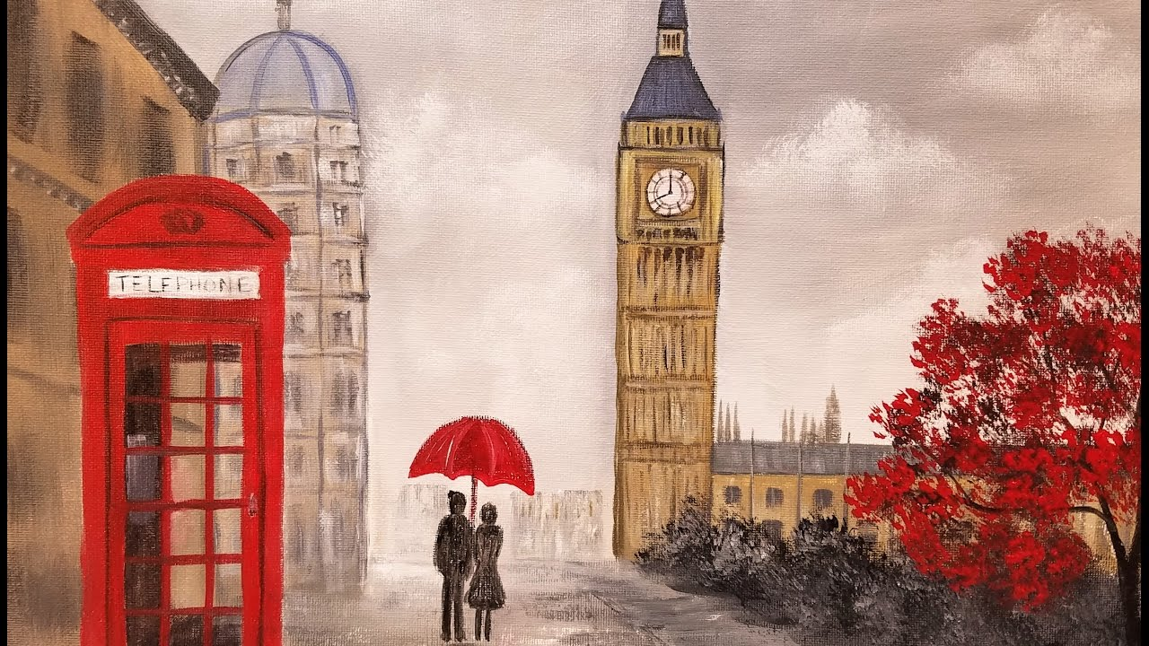 Learn Oil Painting London