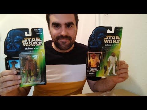 Heti videó: 28# POTF2 Star Wars figurák részletesen 9.rész